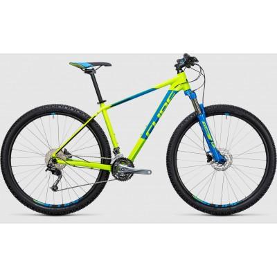 Велосипед CUBE AIM SL 29` 2017 kiwi´n´blue