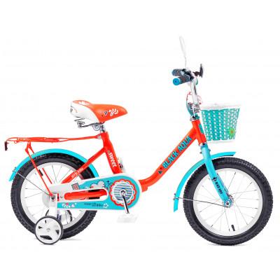 "Велосипед Black Aqua Sweet 16"", 1s"
