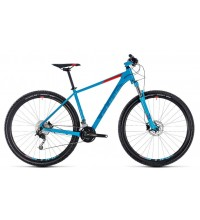 Велосипед CUBE AIM SL 27.5` 2018