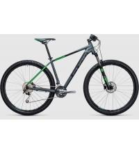 Велосипед CUBE Analog 29` 2017 darkgreyВґnВґgreen