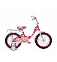 "Велосипед Black Aqua Camilla 16"", 1s"